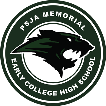 PSJA Memorial Early College High School Logo